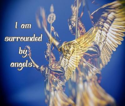 #dailyaffirmations #WednesdayMotivation #WednesdayWisdom #wednesdaythoughts #WednesdayVibes #angels #archangels #december