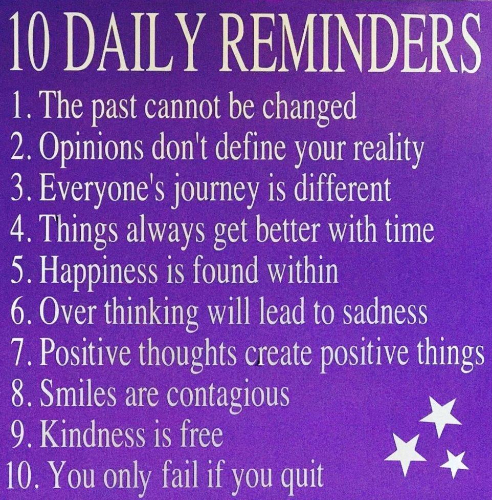 7.positive thoughts create positive things. #wednesdaythought #WednesdayMotivation #MotivationMonday #inspiration #selfcare #Mindfulness #blessed #selfimprovement #WINTER #Atlanta #morningmotivation #HappiestSeason #love #DailyBriefing #helpinghand #FolloForFolloBack #JeanJacques