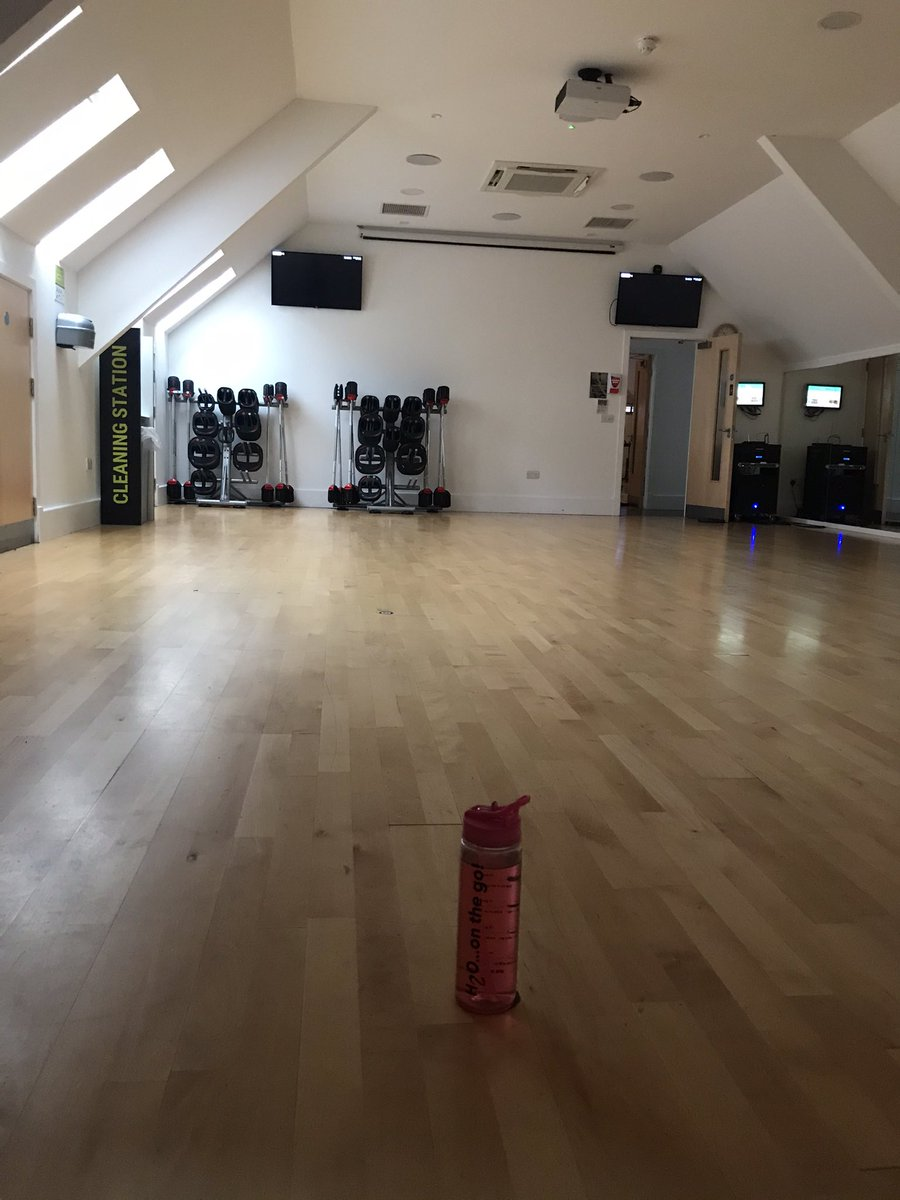 RT @larlmama: @DuncanBannatyne @Bannatyne my happy place 😀 ....great to be back at Bannatyne  bury st Edmunds 🥰💃🏼💪🏼 https://t.co/uD6ky8DWJp