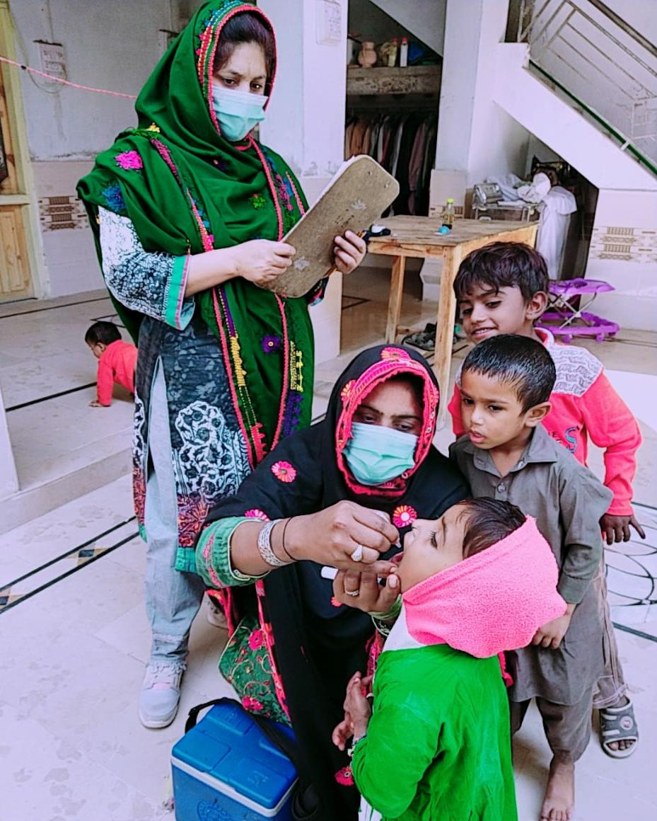 Protection from polio is the right of every child 👶  Say yes to vaccination & secure a healthy future for your little one when teams visit during the ongoing nationwide campaign.  For information: 📲 0346-7776546 or 📞1166  #VaccinesWork #PolioFree🇵🇰 #ForEveryChild