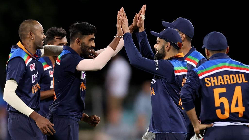 Strong win ahead of the important T20s 🇮🇳