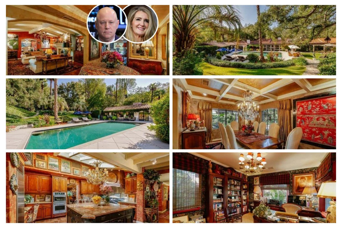 Kelly Loeffler & husband paid 5.3 million CASH for their Studio City, CA estate in July. The same month, Loeffler said: We dont need incentives not to work...I am not seeing a big need to extend the federal unemployment insurance. Vote Ossoff & Warnock. #GASenateRunoff #BDC