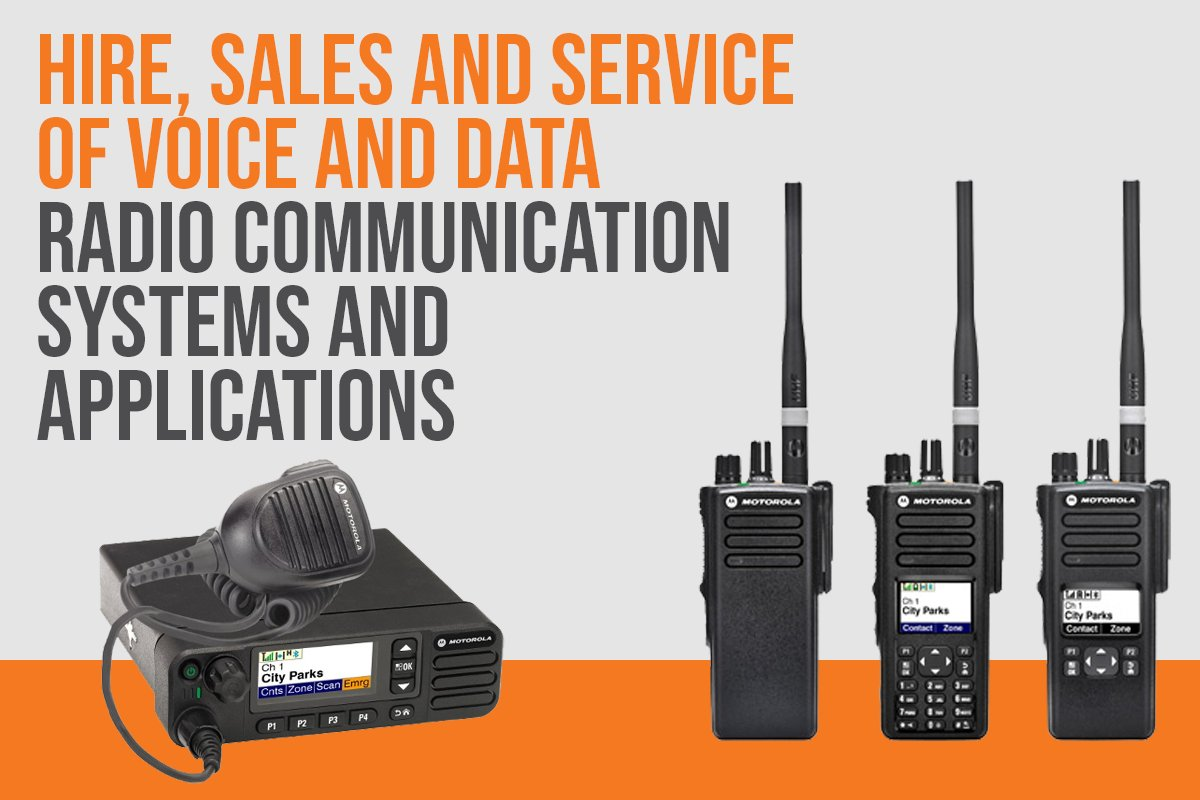 To operate successfully a business relies on its workforce to communicate. But is your current #communication #technology letting you down? Call DCRS on 0800 043 2688 to discuss further! > https://t.co/1vte3KIyWu #MotorolaSolutions