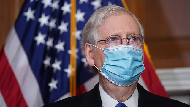 McConnell offering new coronavirus relief bill after talks with Mnuchin, Meadows hill.cm/NxeqSz5