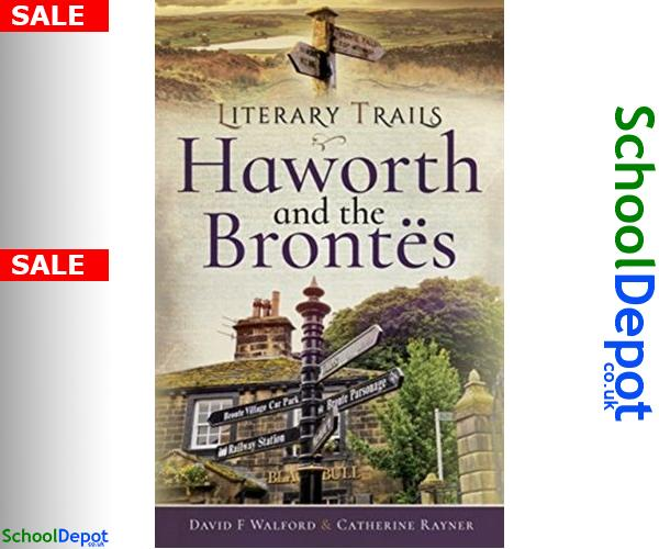 F, Walford, David https://t.co/K7Se1ANSEW Literary Trails: Haworth and the Bront s 9781526720856 #LiteraryTrailsHaworthandthe #Literary_Trails_Haworth_and_the #student #review A walking companion for fans of the Bronte family and the Yorkshire countryside. https://t.co/HqGI35smG5
