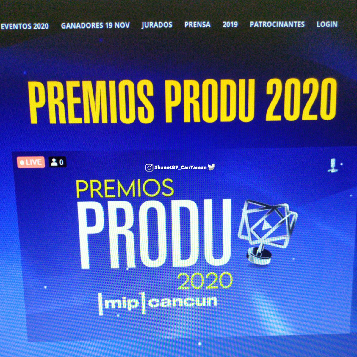 #PRODUAwards2020MrWrong