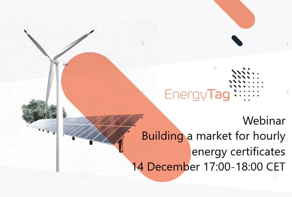 This is a great opportunity to hear directly from Google, Microsoft and other experts on the latest development in renewable sourcing: 24/7 matching and EnergyTag #renewables #247matching #hourlyRECS