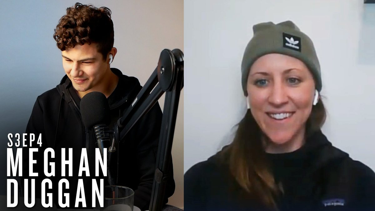 This week we welcome to The Curious Competitor, Meghan Duggan.  Captain of the U.S. team at the 2018 Winter Olympics, where she won a gold medal. We discuss leadership, reflection & willingness to evolve.    Listen here ⤵️🎙️