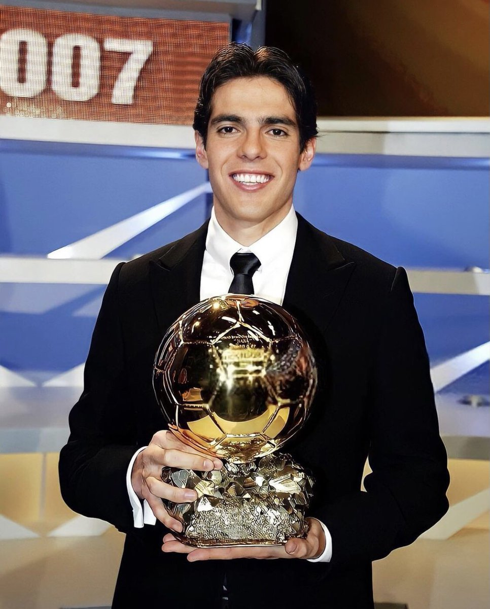 December 2nd will always be an unforgettable day #OTD in 2007 #Ballondor