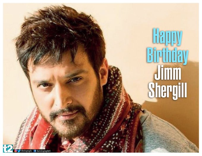 He\s made many a role memorable on screen. Here\s wishing Jimmy Shergill a happy birthday.