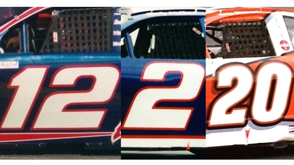 🏁 Todays NASCAR date is: Jeremy Mayfield / Rusty Wallace / Tony Stewart