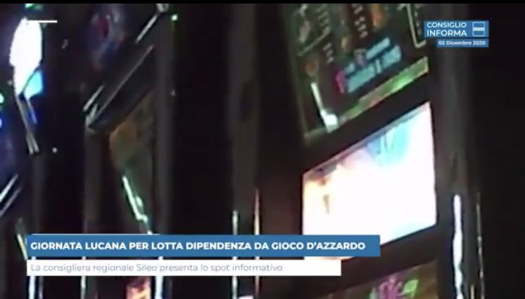 GIORNATA LUCANA PER LOTTA DIPENDENZA DA GIOCO D'...
