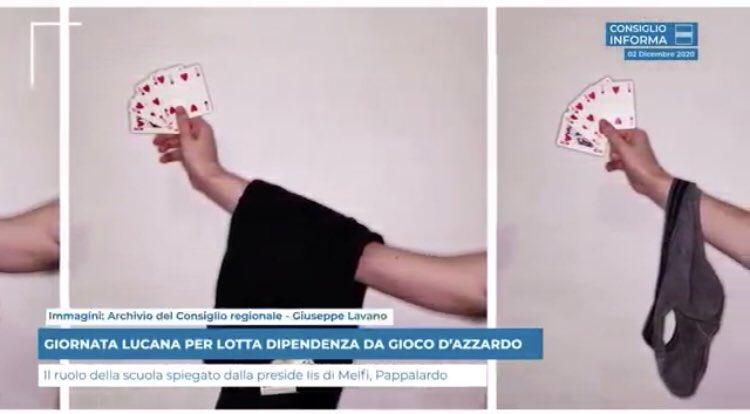 CONTRASTO GIOCO D'AZZARDO, IL RUOLO DELLA SCUOLA...