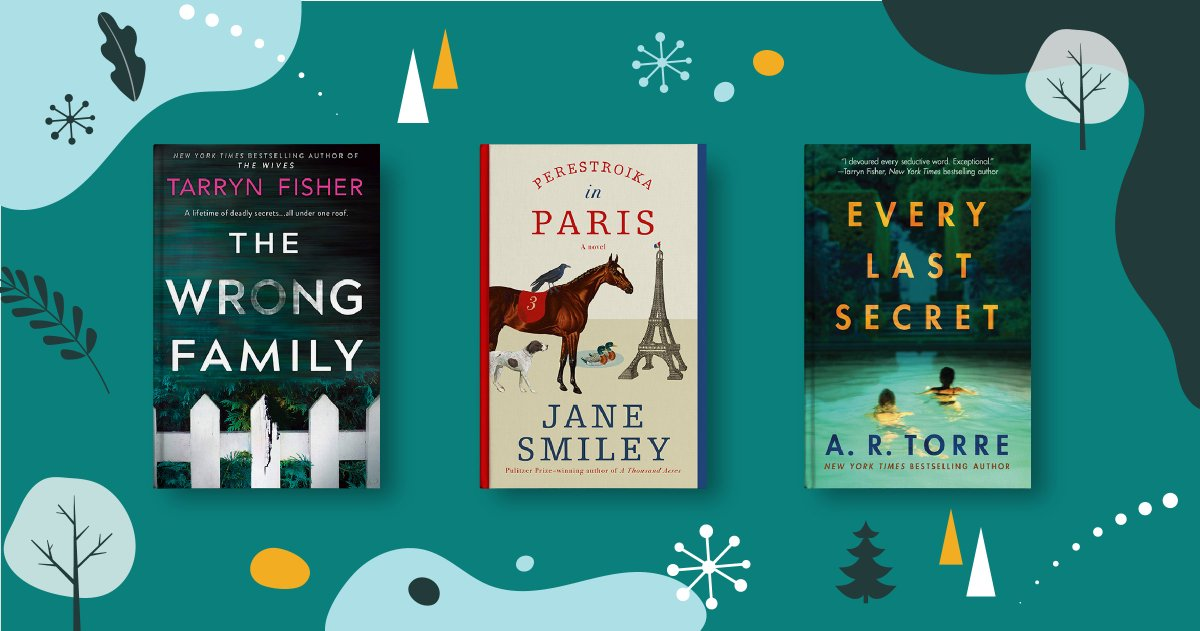 Including new titles from @MichaelEDyson and @theladygreer, our most anticipated books of December have everything from escaped racehorses to heroic drag queens and Victorian polar explorers: