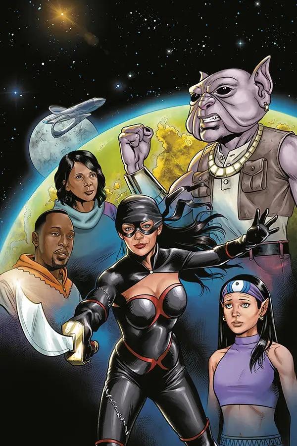 Review: The Orville #4: Heroes Part 2 of 2  @DarkHorseComics #TheOrville #Comics #NCBD
