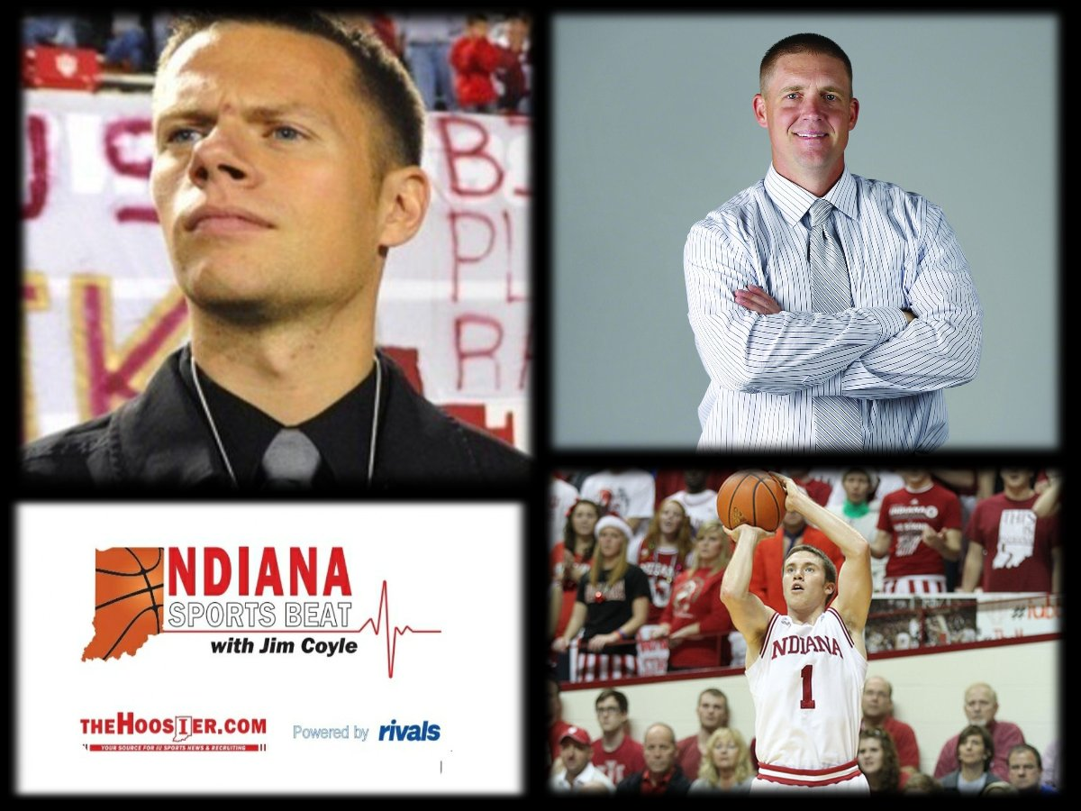 WEDNESDAY'S SHOW: How does #iubb respond to loss, face Stanford in Maui Invt'l. #iufb still #12 in CFB poll. @JordanHulls1 discusses #iubb, positive touches & talking trash. @DustinDopirak joins and @KyleNeddenriep talks IHSAA sports. More.  @ESPN977WREF