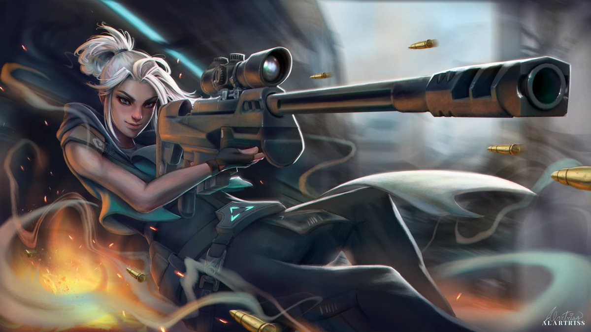 Inspired by the incredibly popular League of Legends x VALORANT crossover concept art created by @wandakunpls, this week's Community Spotlight covers more community-created VALORANT and League crossovers. Check them out: