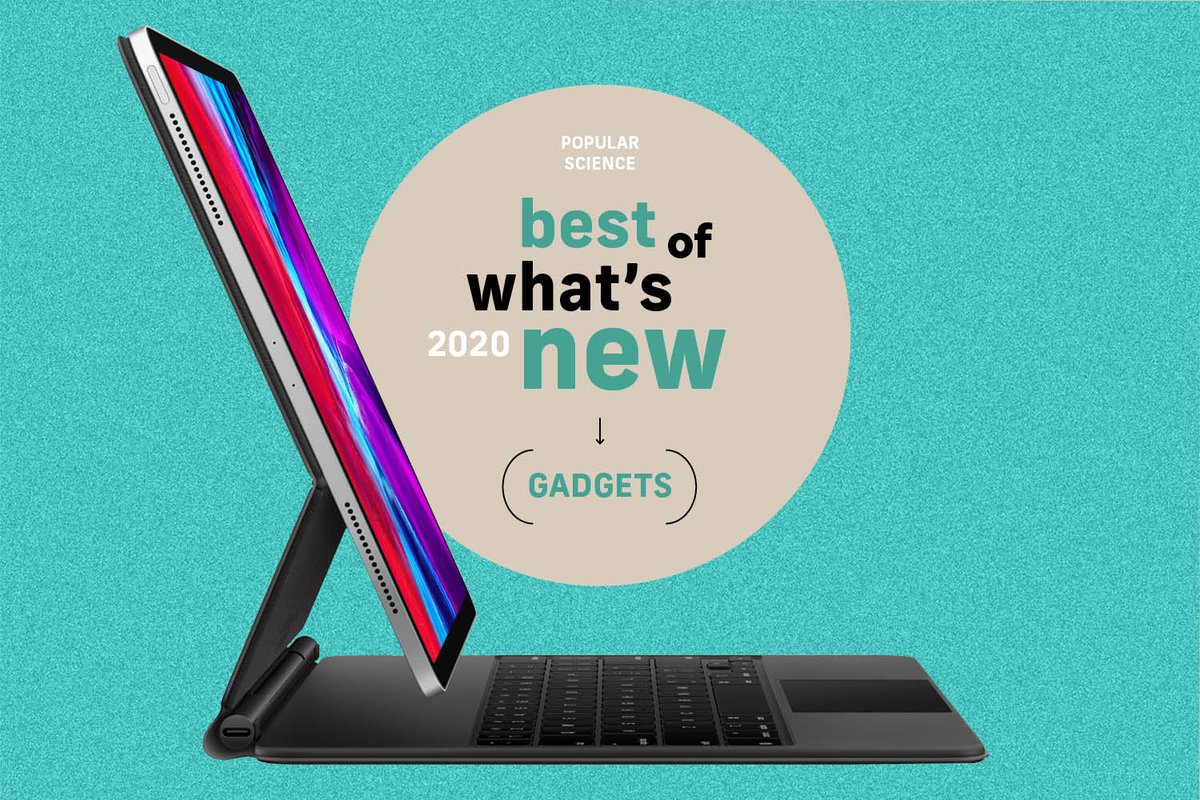 Innovations in keyboards, cameras, laptops, charging, and batteries. Plus a giant leap for gaming.  These are the best new gadgets of 2020:  #BestOfWhatsNew