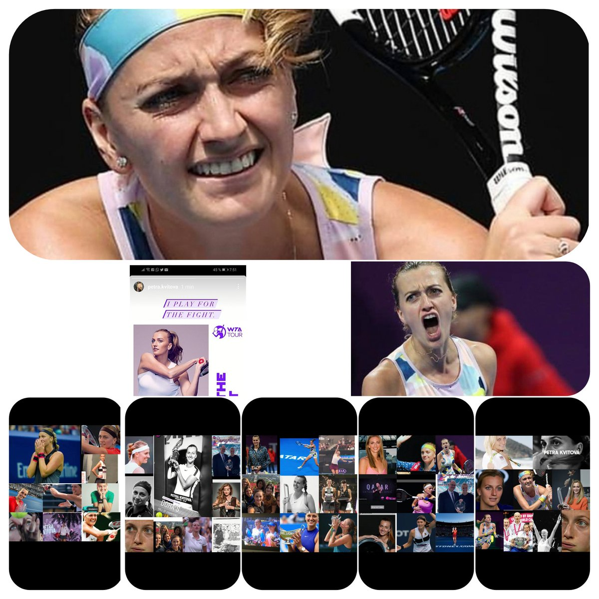 @Petra_Kvitova @WTA for something bigger than you, and thanks for having you still here giving your best effort, it is wonderful that you continue to fight game by game, and thank you for all your love and dedication for this beautiful sport and all the best always for the new era of WTA, Petra Kv💓 https://t.co/VybxxIAAPQ