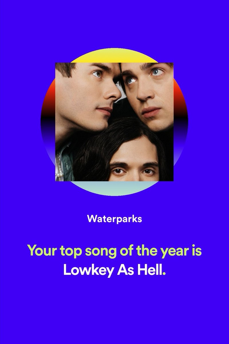 This is not #LOWKEYASHELL at all.  @waterparks @awsten