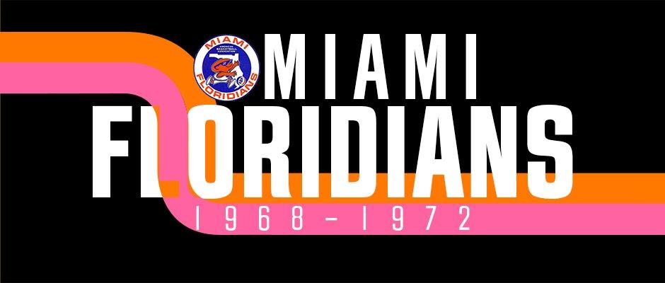 [ABA] Si le HEAT est indissociable de Miami, il ne faut jamais oublier que ce n'est pas la première franchise de basketball à s'être installée à Miami. Et quand vous lirez l'histoire des Floridians de Miami, vous n'oublierez plus cette franchise…unique.