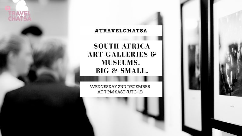 Meet us in 23 mins. Everyone is Welcome to Share 😍 #TravelChatSA