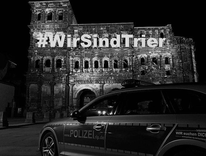 Polizeipräsidiums / Staatsanwaltschaft Trier gab Erklärung zum Tödlich Amokfahrt in Trier .
