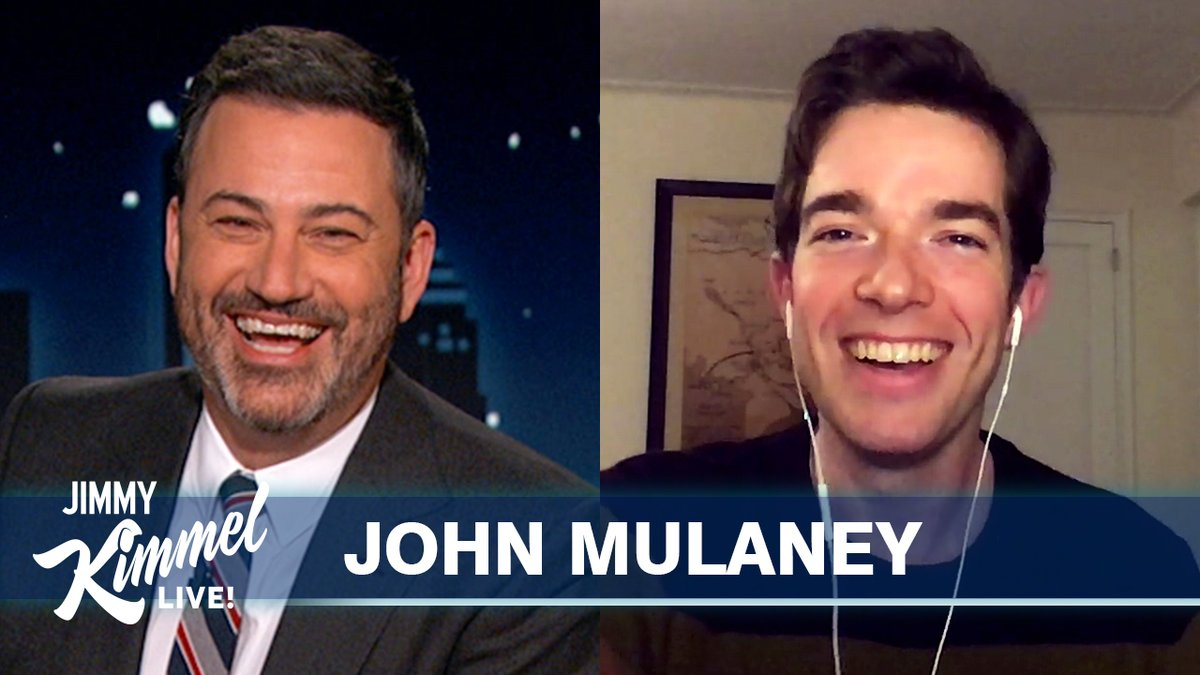 John @Mulaney on the joke that prompted the Secret Service to investigate him...