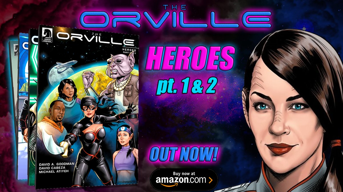 PICK UP WHERE SEASON 2 of #TheOrville LEFT OFF! Lieutenant Talla Keyali returns to a planet she surveyed as an Ensign to find things have changed for the worst since her last visit... All of season 2.5 is available now!