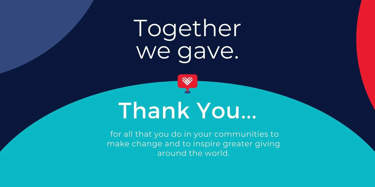 Thank you for helping us continue our mission! Your generosity strengthens our commitment to impact lives for good, in every way, always. God bless you!  #UnleashGenerosity