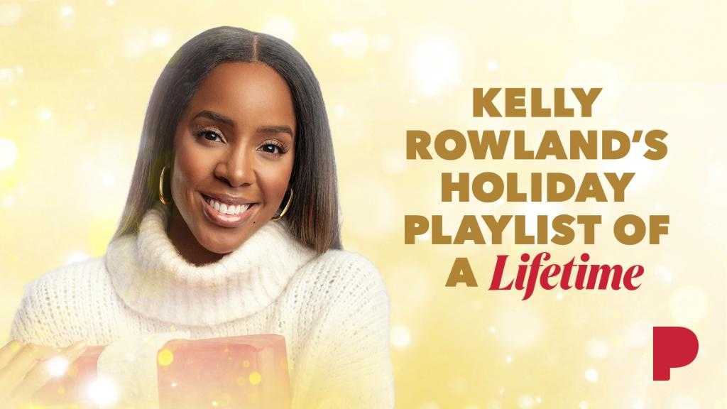 Want something to put you in the holiday spirit? Kick back with Pandora and Lifetime Movie Club! Listen to festive jams on our @lifetimetv holiday playlist curated by @KELLYROWLAND and get into the spirit with the best of music and movies: