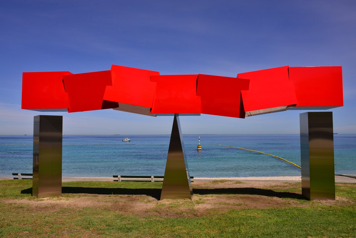With the Western Australia borders open next week everyone is invited to the opening of Sculpture by the Sea, Cottesloe 2021 on from 5 March until 22 March. We look forward to seeing you there! #sculpturebythesea @Westernaustralia https://t.co/dIh5ozlwxV