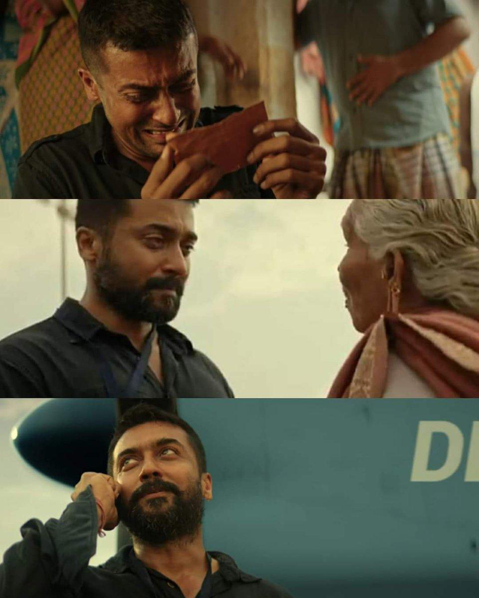 Just You'll See The #SooraraiPottru Movie.!!Then You'll Say The Best Movie Of 2020 Is SooraraiPottru.!! ✈  What an Inspiration Movie 🎥💔  @Suriya_offl #SooraraiPottruOnPrime #PrideOfIndianCinemaSURIYA