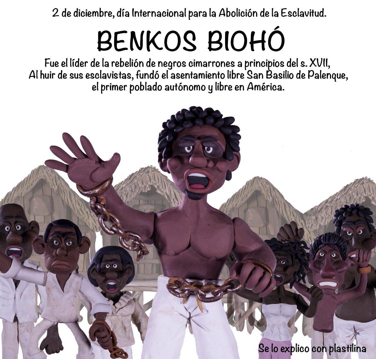 "Se lo explico con plastilina? on Twitter: ""Recordando a Benkos Biohó.… """