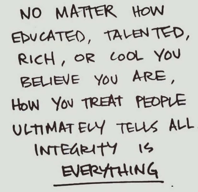 Absolutely 🙌 be kind always you never know what another person is going through! #WednesdayWisdom #WednesdayThoughts #WednesdayVibes #WednesdayMood