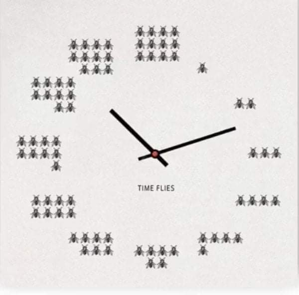 Haha Nice One.. Time flies🤣 #Time #flies #WATCH #happythanksgivng #TimeIsWhatYouMakeOfIt