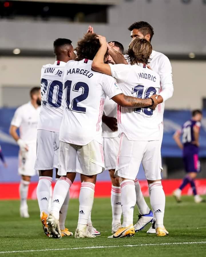 📌 CONFIRMED KICK-OFF TIMES! ✅ HORARIOS CONFIRMADOS:  - 🆚 Elche CF | Matchday / Jornada16 🏟 Martínez Valero 🗓 30/12/2020 ⏰ 21:30 CET - 🆚 RC Celta | Matchday/ Jornada 17 🏟 Alfredo Di Stéfano 🗓 02/01/2021 ⏰ 21:00 CET - 🏆 LaLiga | #RMLiga | #HalaMadrid