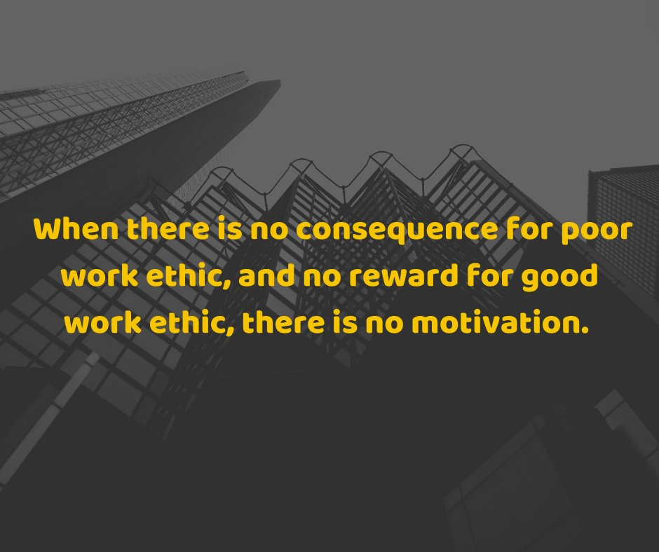 People need to be given the authority and opportunity to succeed and held accountable. With accountability comes responsibility, and when combined with incentivization, it can have an empowering effect. #WednesdayWisdom #WednesdayMotivation #wednesdaythoughts #quote