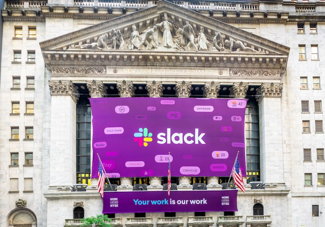 Slack to be acquired by Salesforce for $27.7 billion USD | @BetaKit https://t.co/2di3EiwISB - @tron get us the 'human' stories of on now three large Canadian tech exits (2 wins = Slack & Verafin, 1 loss = Element AI) how does this these impact (or not) #CDNtech https://t.co/f6Mxw1EAXk