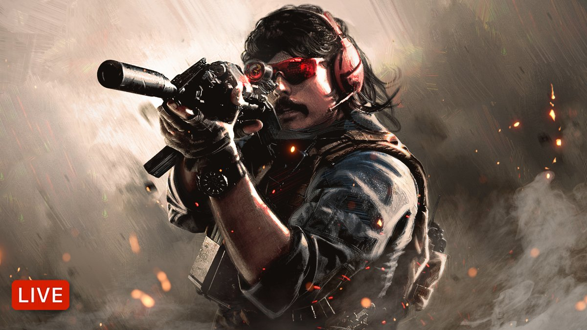 DrDisrespect - 🔴 LIVE - Fortnite Solos with ZERO RAGE