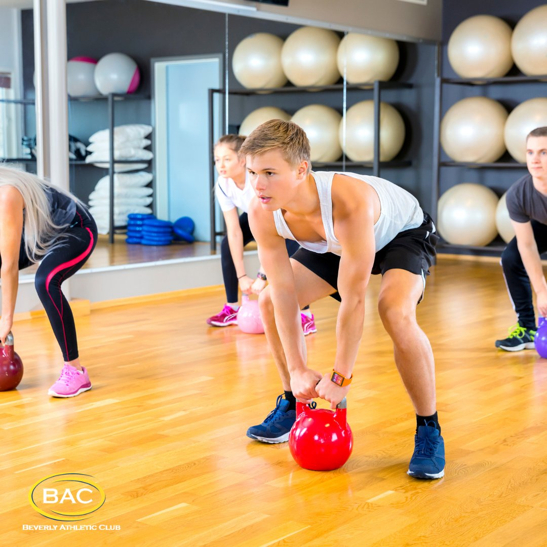 Group fitness is a great way to get back into a healthy workout routine after COVID-19  Photo Pre-COVID-19 #BAC #BeverlyAthleticClub #BeverlyMa #NorthShoreMa #GetLocalBeverly #YourCommunityYourClub #BACStrong