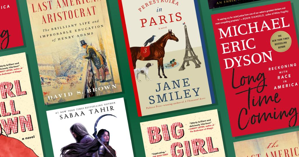 Check out the Amazon Books editors' favorite books of December: