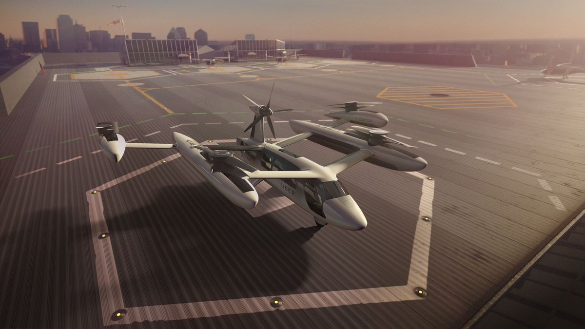 Uber reportedly will sell its flying taxi business to secretive startup Joby Aviation