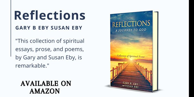 "We are the authors of ""Reflections."" It will make you smile, and warm your heart. Free samples:  #SPIRITUAL #Spirituality #Instagram #inspirational #writerscommunity"
