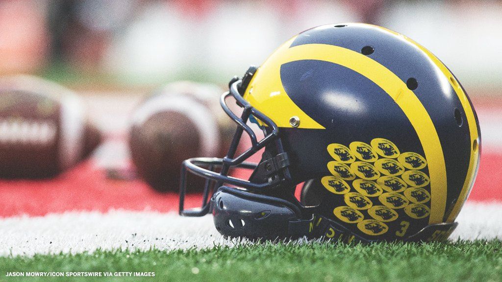 Michigan announced that it will be pausing football practices due to COVID-19 concerns and that its game vs. Maryland on Saturday has been canceled.