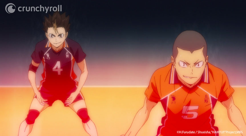 Replying to @OfficialHaikyu: Don't count us out yet! 😈