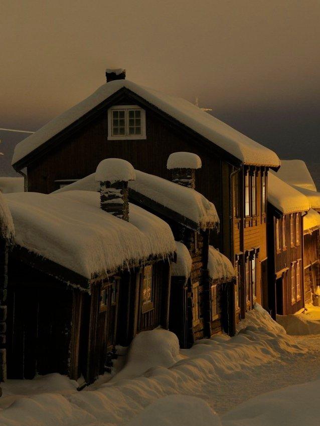 Sleggveien, Norway, byØystein Engan.