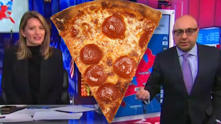 EXCLUSIVE: MSNBC on Pizzagate