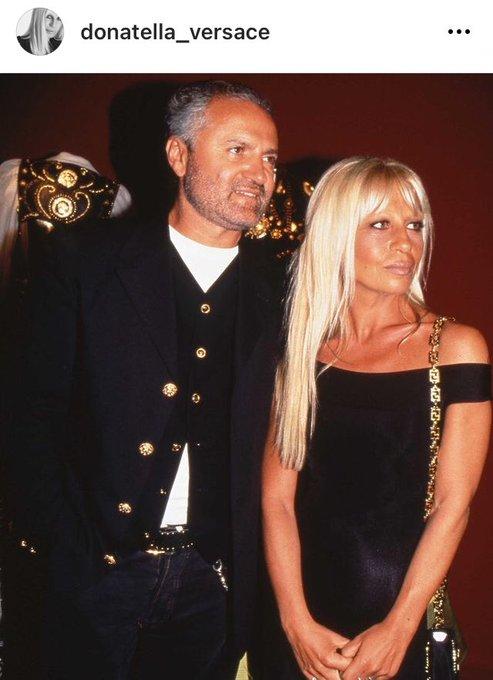Happy Birthday, Gianni Versace -