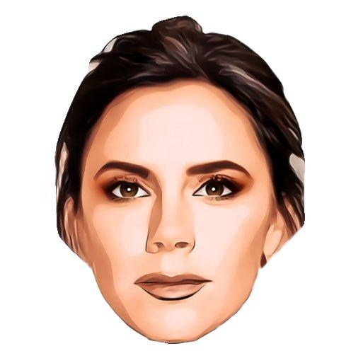 You can create pretty cartoons like this one of @victoriabeckham by downloading Miji - Cartoon Version Of You! Link is https://t.co/Eph4y4Un2B made for iPhones #miji #victoriabeckham #spicegirls #poshspice #singer #cartoon #spiceworld #spicegirl #selfie #emoji https://t.co/tSkpWqt7gN